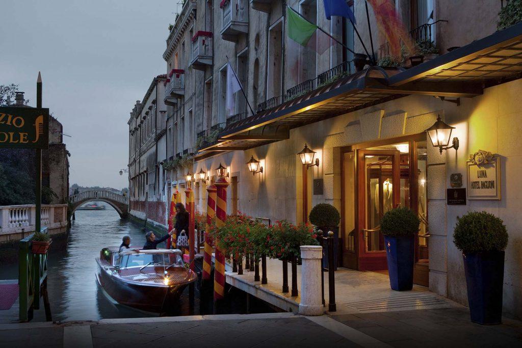 Hotel Baglioni Luna Veneza