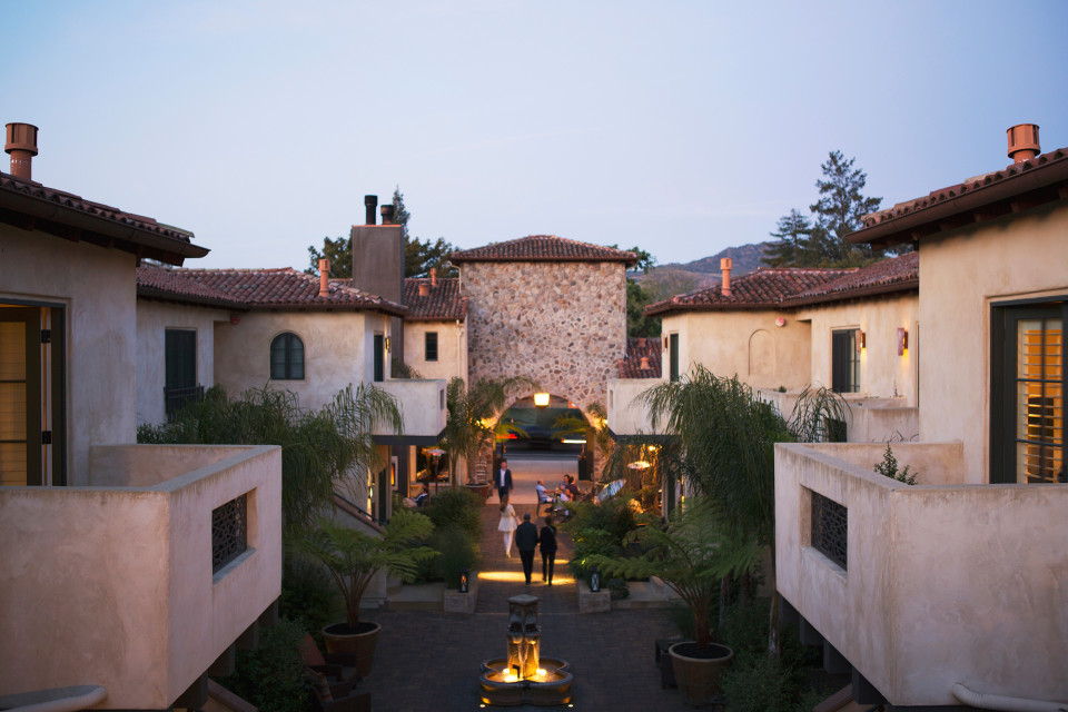 NorthBlock Resort California