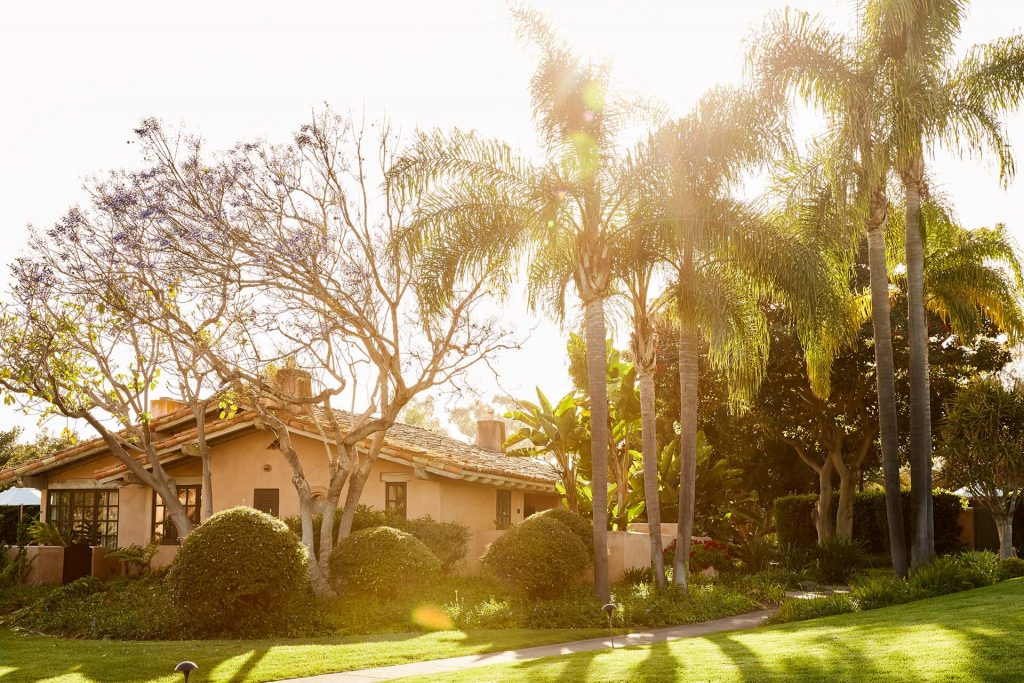 Rancho Valencia Resort California