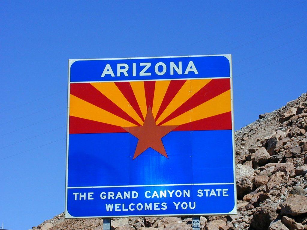 Placa Arizona