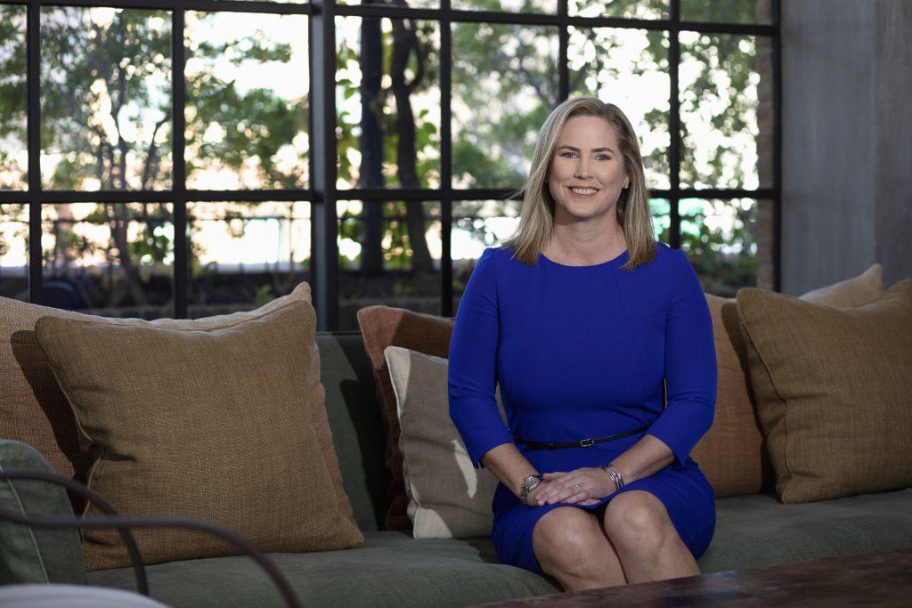 Shannon Knapp assume oficialmente o cargo de presidente e CEO da The Leading Hotels of the World