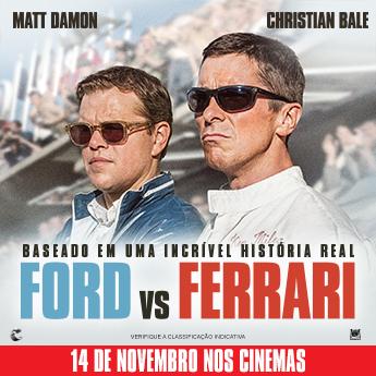 Cinema Ford Ferrari