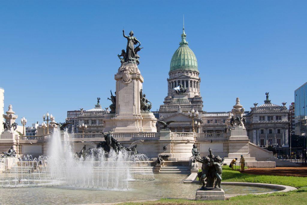 Embarque para Buenos Aires