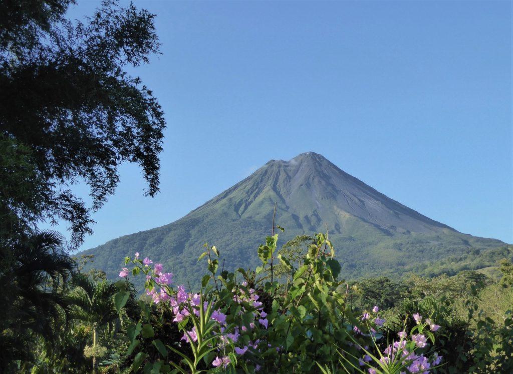 Costa Rica Vulcão Arenal