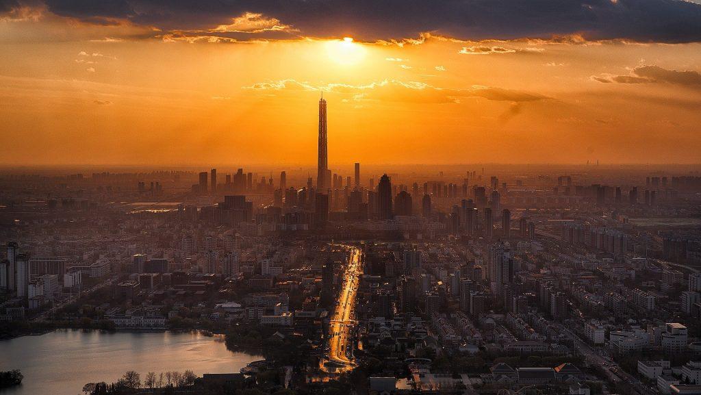 Tianjin metrópole