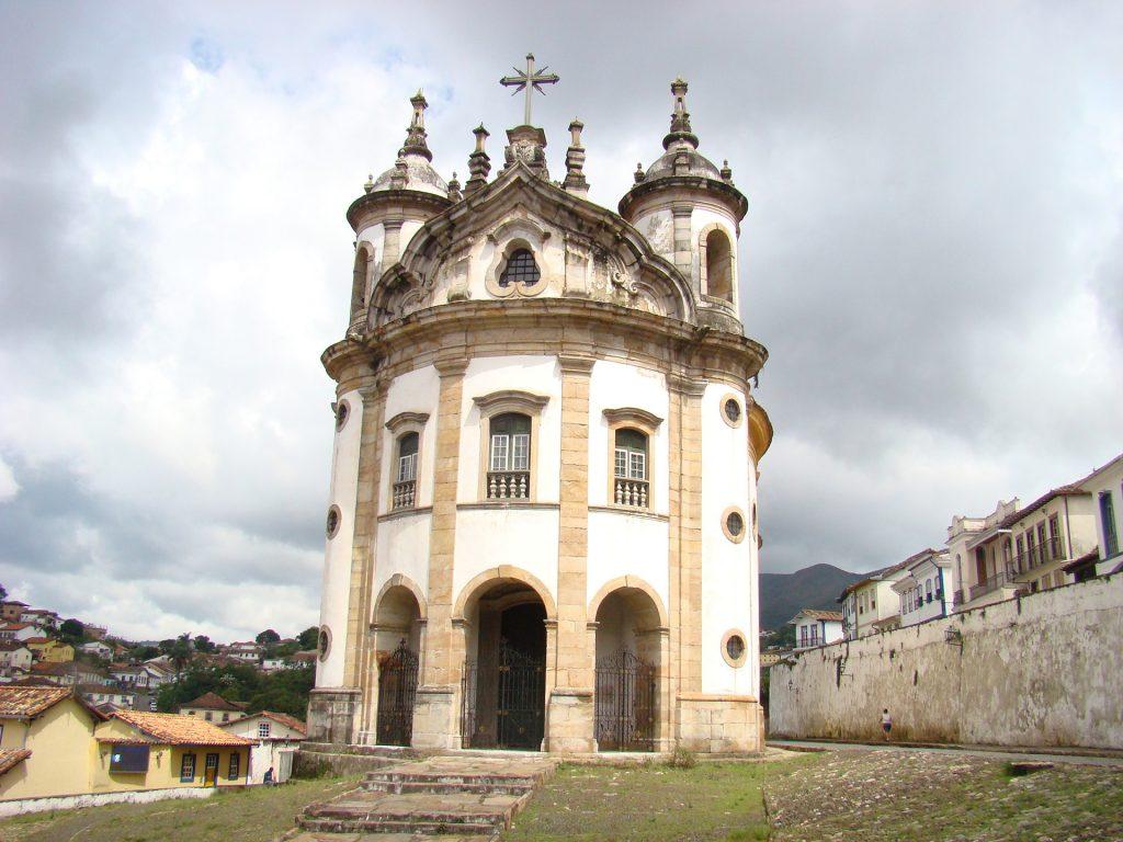 Igreja Ouro Preto