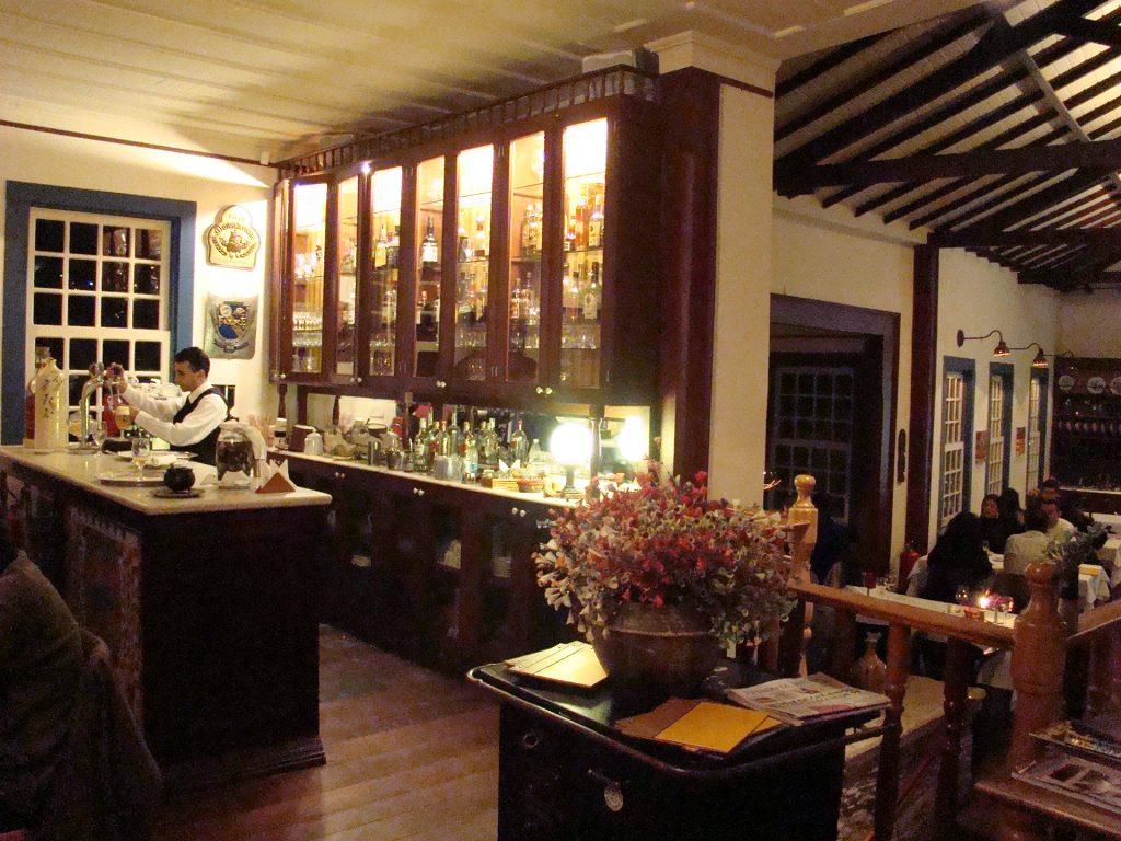 Restaurante Bené da Flauta Ouro Preto