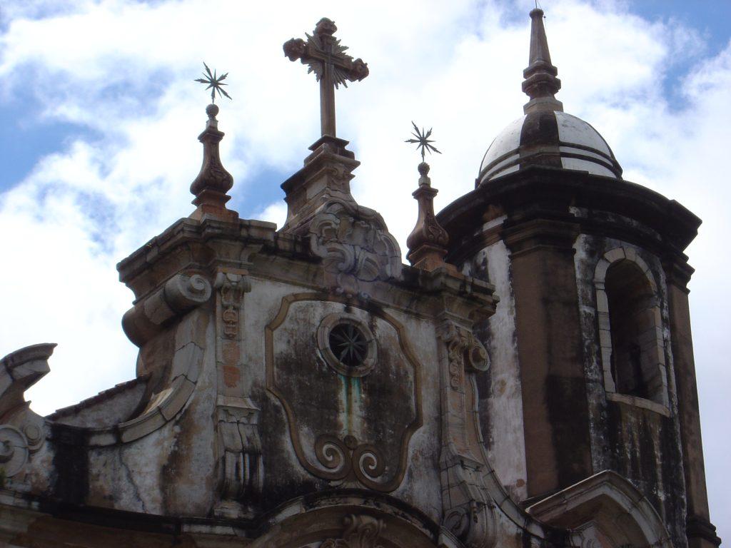 Ouro Preto Igreja do Carmo