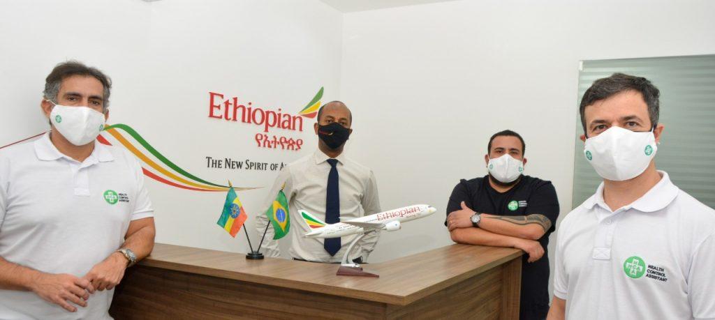 Ethiopian Airlines promove