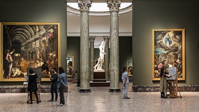 Museus italianos