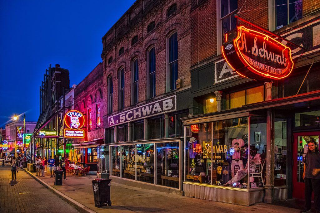 Memphis Estados Unidos