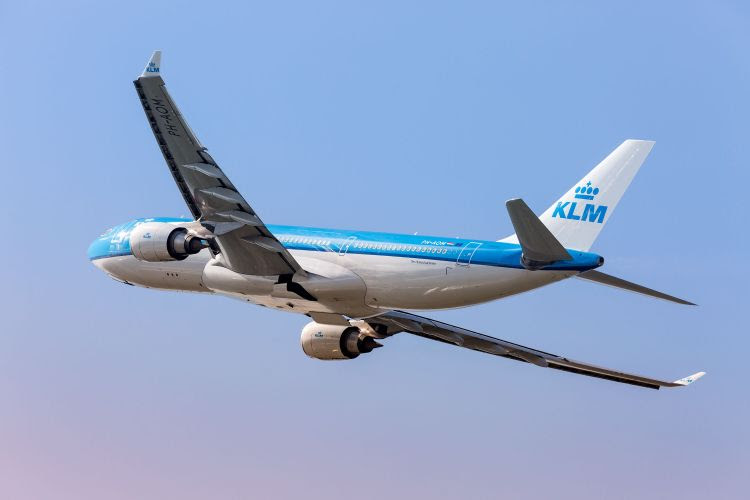 KLM anuncia