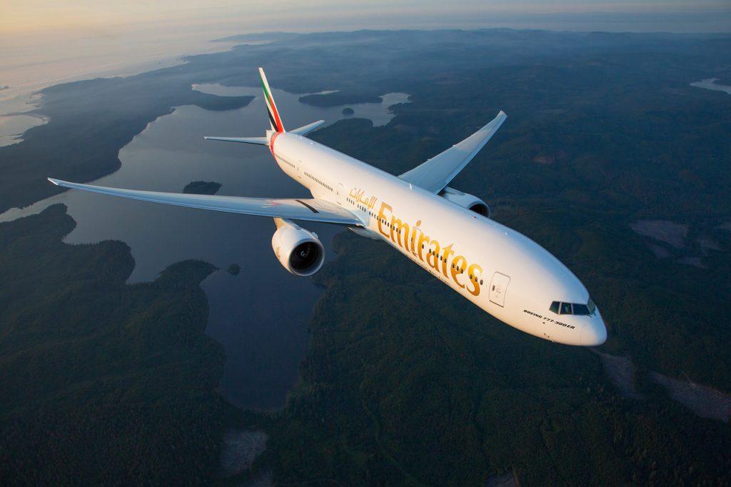 Emirates retoma