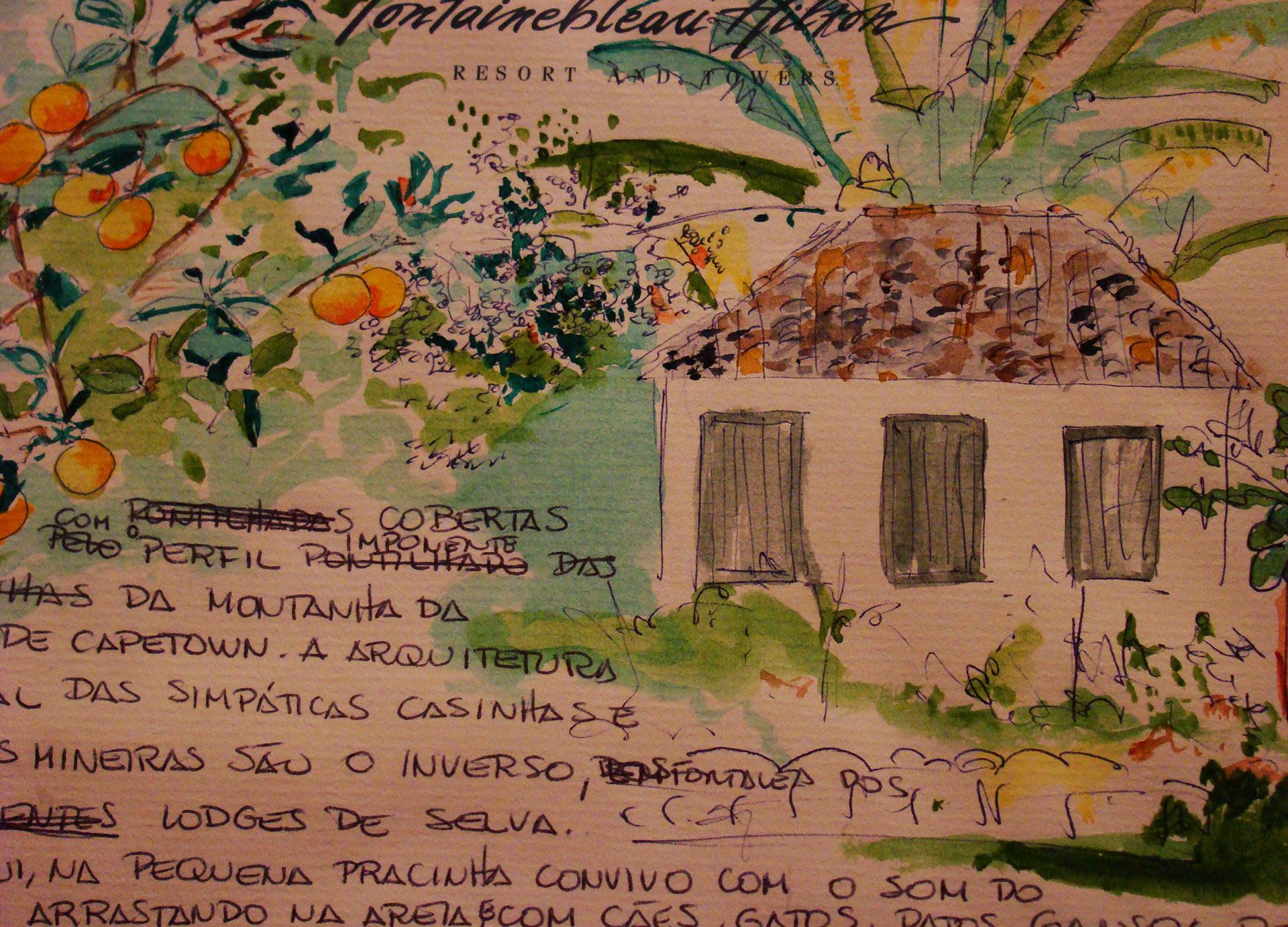 Casa de Fazenda Interior Minas Gerais Claudia Tonaco