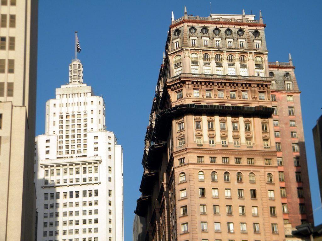 São Paulo prédio Banespa
