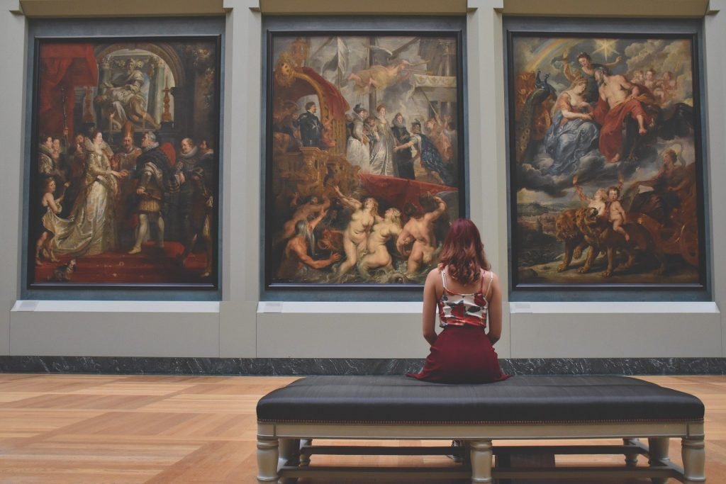 Museu Louvre Paris França