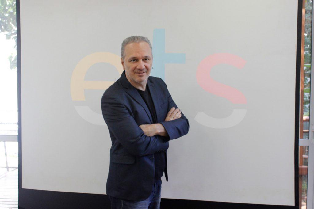 Executivos por trás ETS