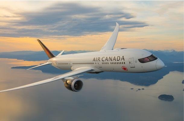 Air Canada retoma