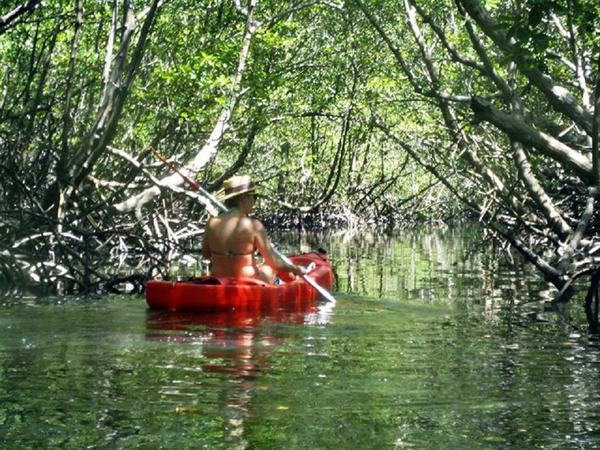 Pousada Mangabeiras Caiaque Ilha de Boipeba