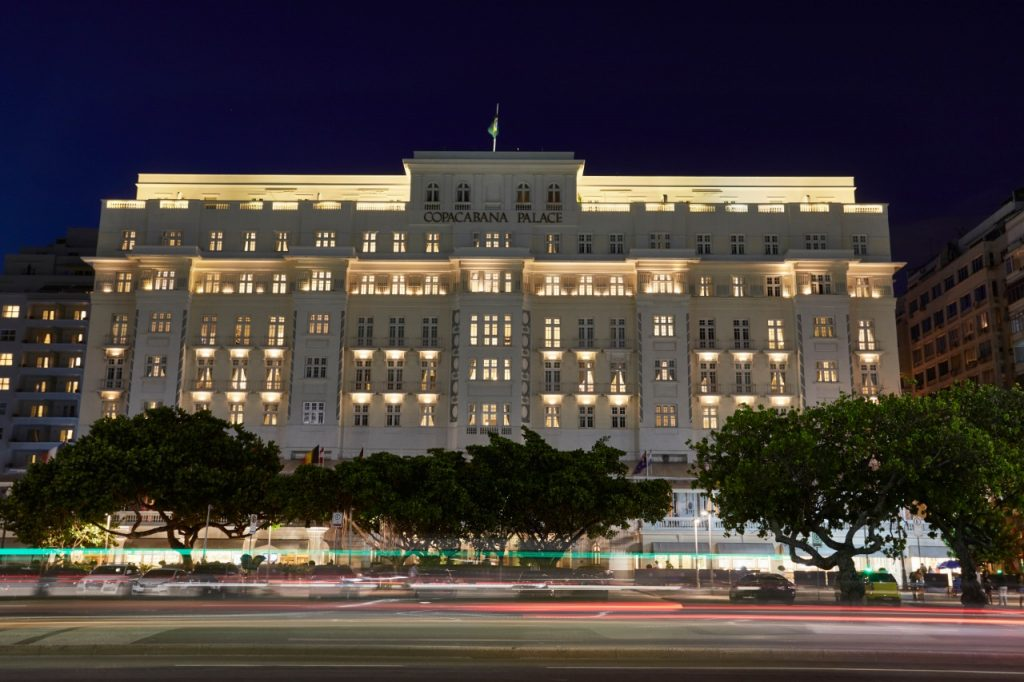 Copacabana Palace Natal Fachada