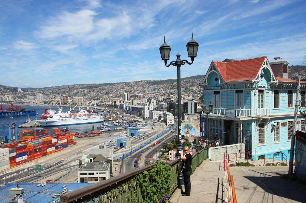 5 destinos sul-americanos para visitar em 2021 Valparaíso Chile