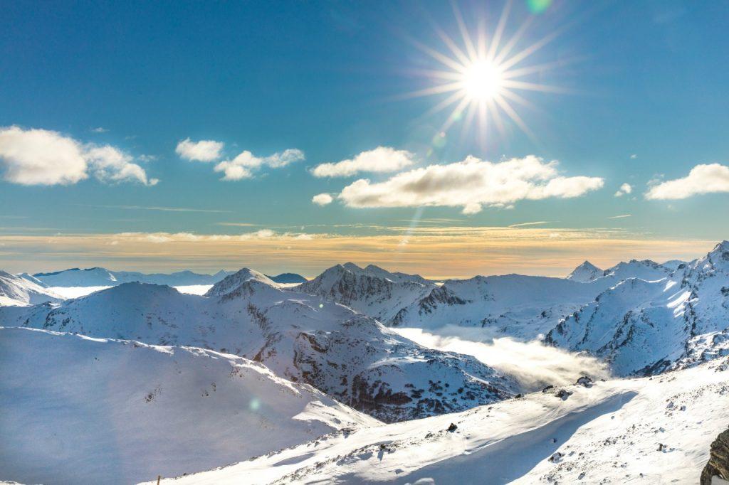 Ski América do Sul