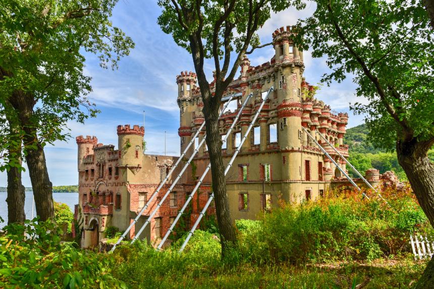 Castelo Bannerman, Nova York