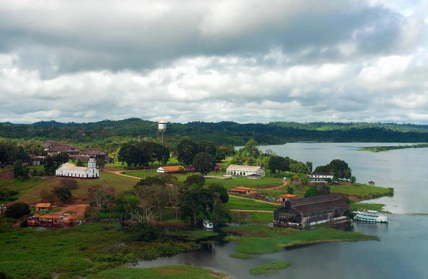 Fordlândia - Aveiro, Brasil