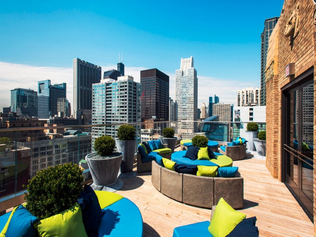 Hotéis Tecnologia Virgin Hotels Chicago