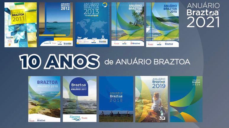 Anuário Braztoa 2021
