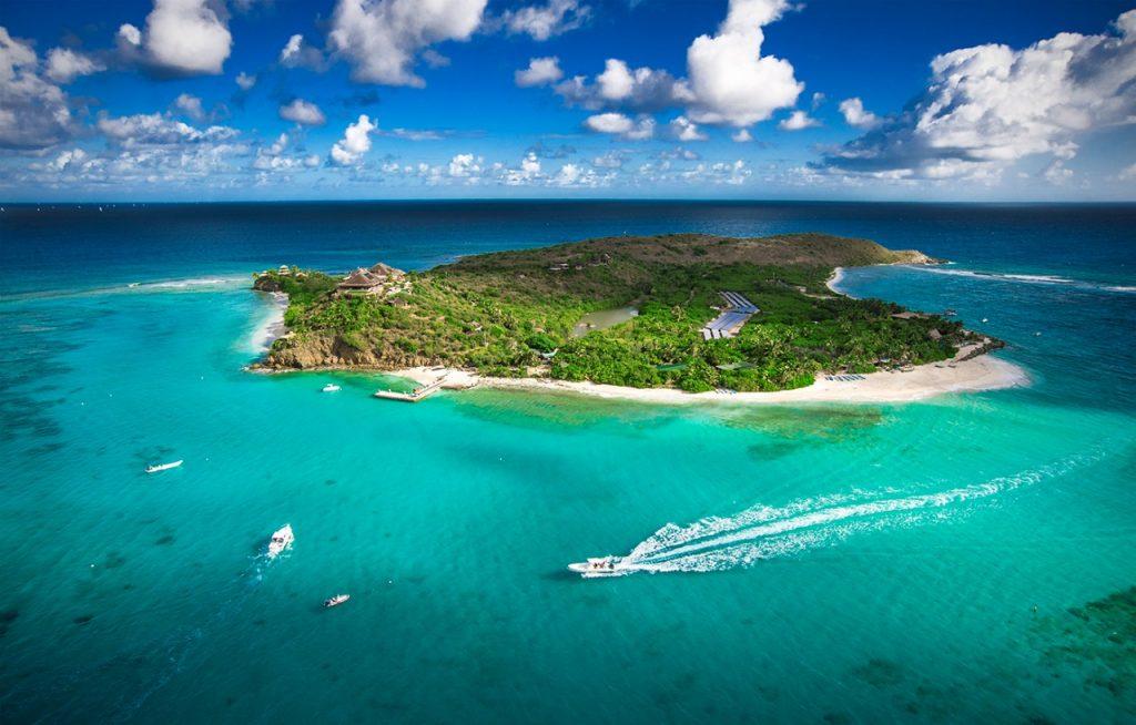 Necker Island Propriedades Virgin Limited