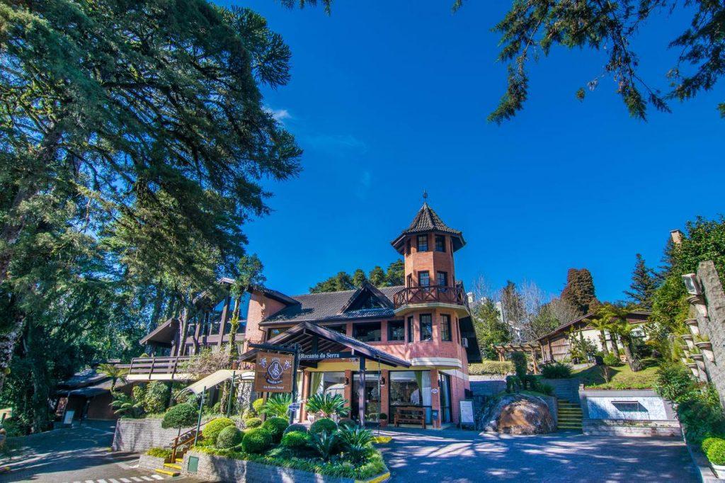 Hotel Recanto da Serra, em Gramado, viajar em família