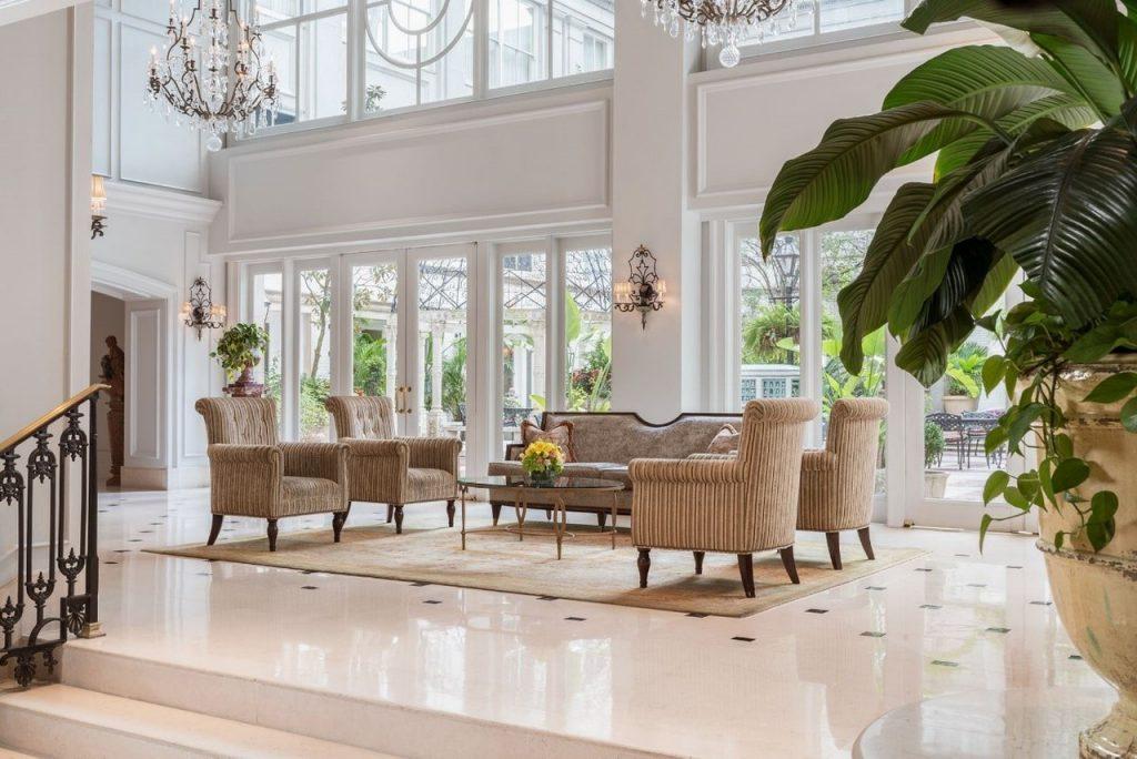 Ritz Carlton New Orleans Propriedades de Luxo da Louisiana