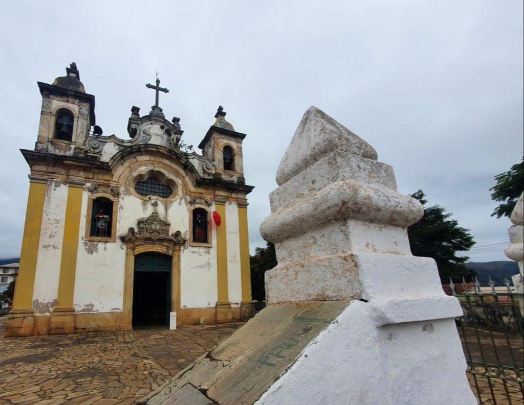 Igreja Matriz de Ouro Branco