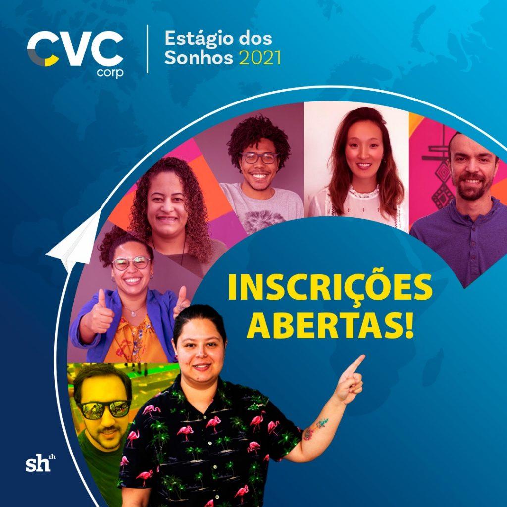 CVC Corp Estágio