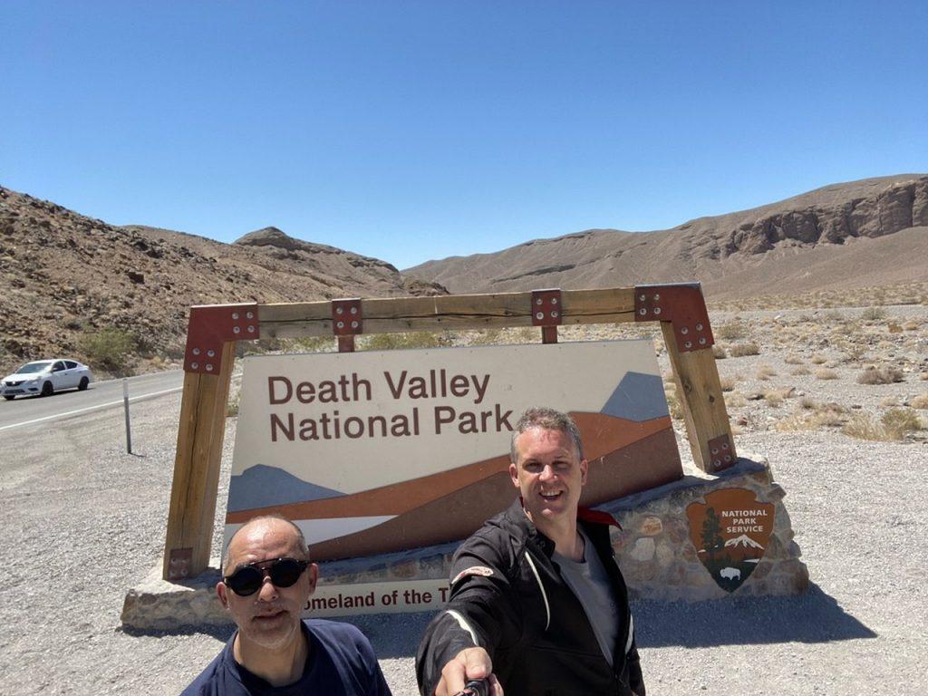 Road Trip EUA Califórnia Death Valley