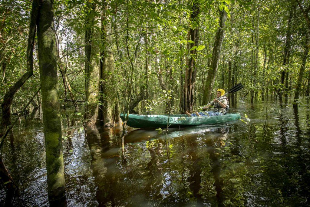 Canoagem Amazônia