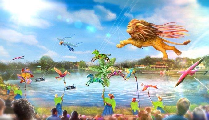 Disney atrações Animal Kingdom