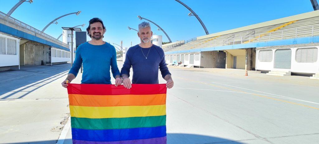 Ricardo Gomes e Darlan Schmidt