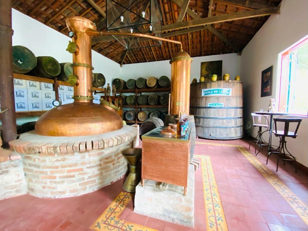 Destilaria Hotel do Café