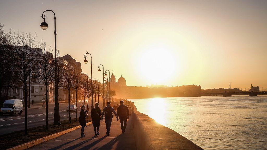 São Petersburgo Rússia