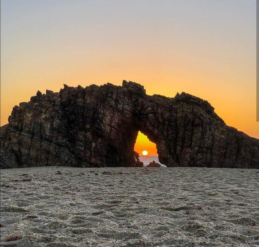 Jericoacoara Pedra Furada Ceará