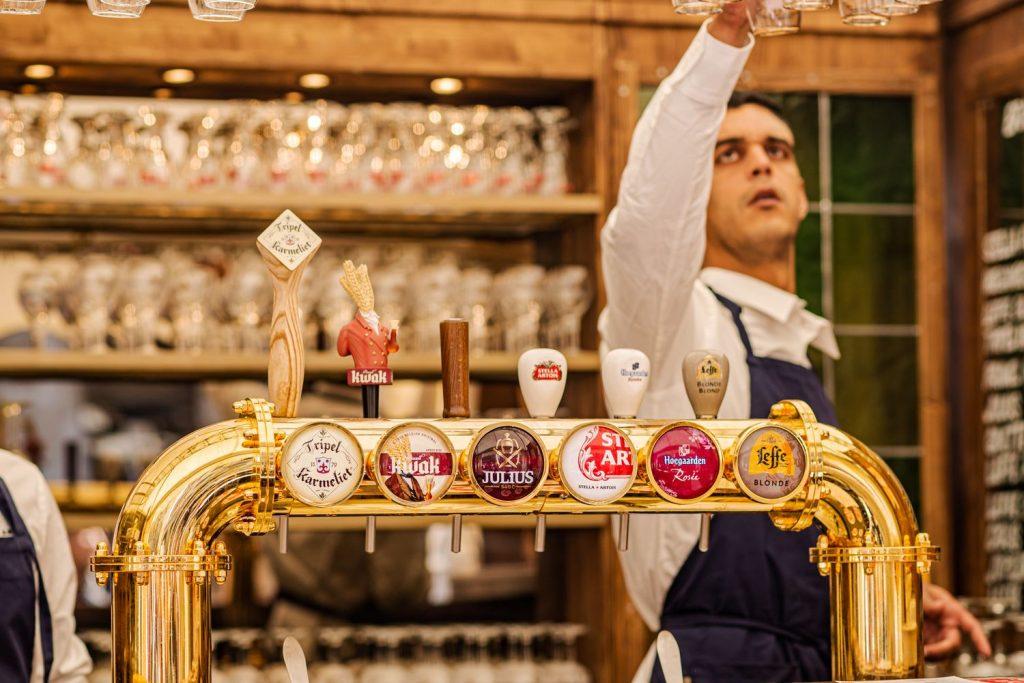 cerveja bruxelas bélgica