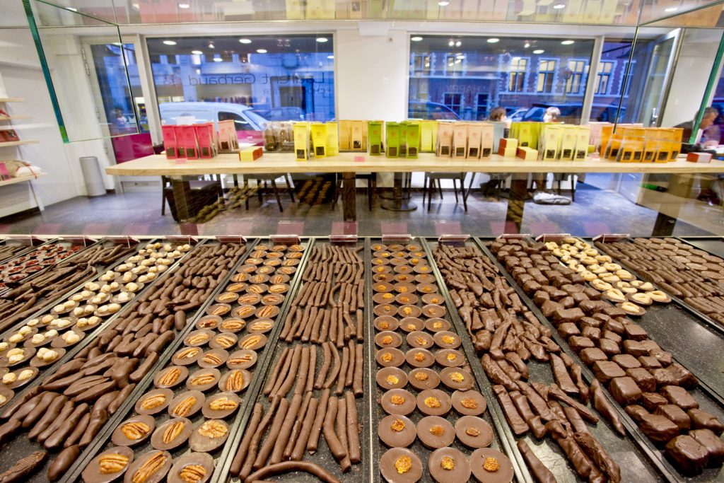 chocolate bruxelas bélgica