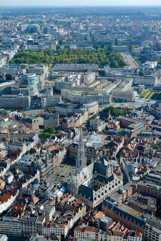 Grand-Place Bruxelas Bélgica